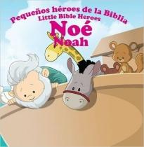 Noe Pequeños Heroes De La Biblia Prats