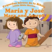 Maria Y Jose Pequeños Heroes De La Biblia Prats