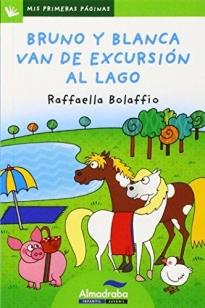 Bruno Y Blanca Van De Excursion Al Lago Lp