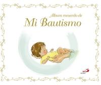 Album Recuerdo De Mi Bautismo
