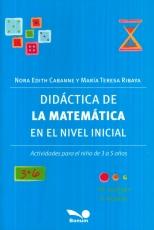Didactica De La Matematica En Nivel Inicial