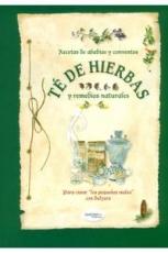 Te De Hierbas Y Remedios Naturales