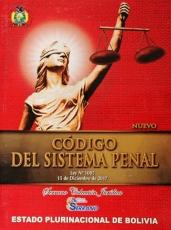 Codigo Del Sistema Penal